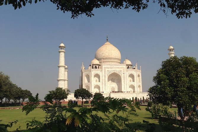 Private Tajmahal and Agra Fort Day Tour by Rail From Delhi All Inclusive photo 8