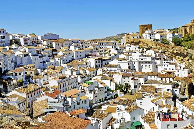 Private Day Trip from Cádiz: The White Towns of Andalusia