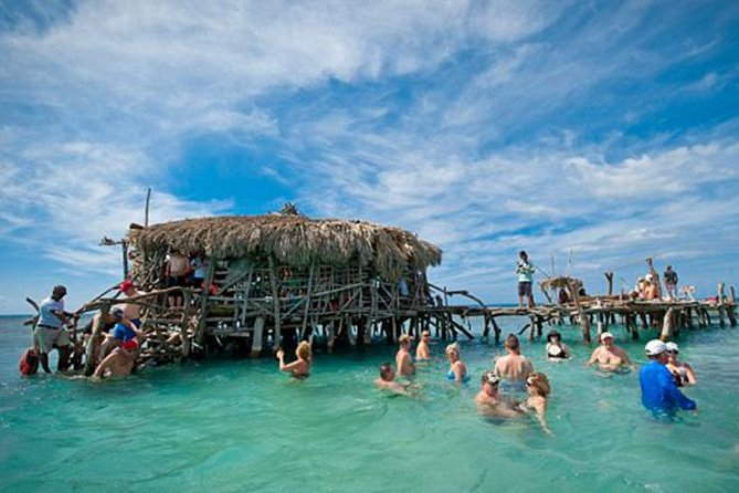 Private YS Falls, Pelican Bar, Horseback Ride & Swim Combo Tour with Lunch