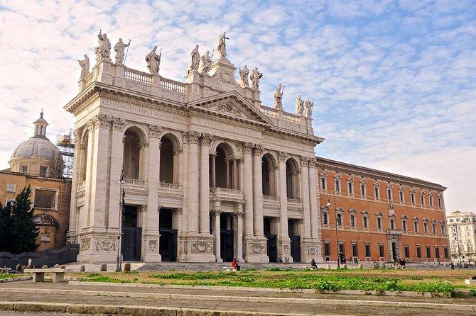 Private Tour: Basilicas of Rome