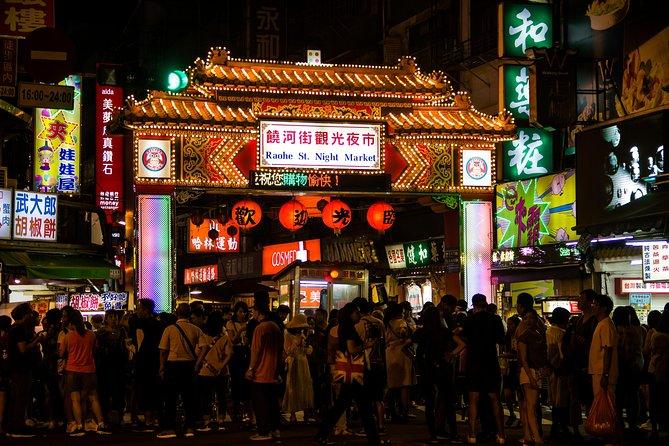 Private Tour: Taipei Gourmet Day Tour by MRT