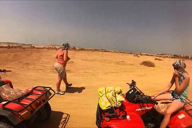 Private Quad Biking Desert Safari In Sharm El Sheikh