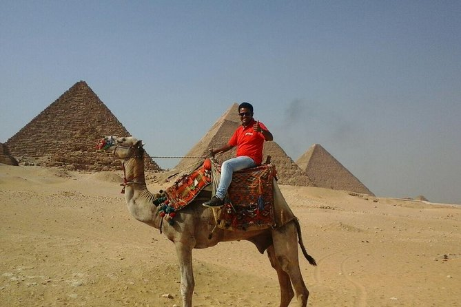 Private Day Tour To Giza Pyramids, Memphis and Sakkara