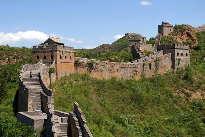 Private Day Tour: Mutianyu Great Wall and Forbidden City Including Lunch and Cable Car