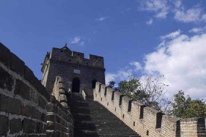 Private Day Tour of Summer Palace and Badaling Great Wall from Beijing