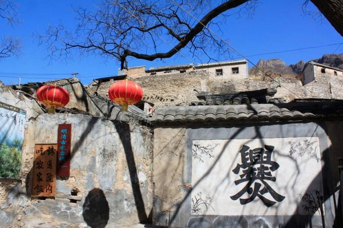 Private Day Tour of Ancient Chuandixia Village From Beijing