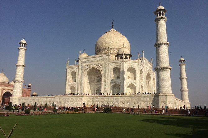 Private Full-Day Taj Mahal and Agra Fort Tour by Car from Jaipur