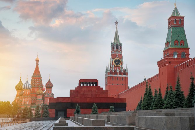 3 Hour Kremlin Tour with Local Private Guide