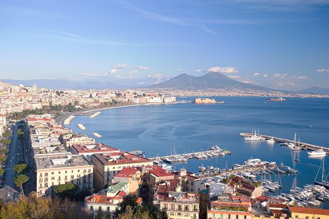 Naples and Pompeii Full-day Tour with Pizza Lunch from Rome