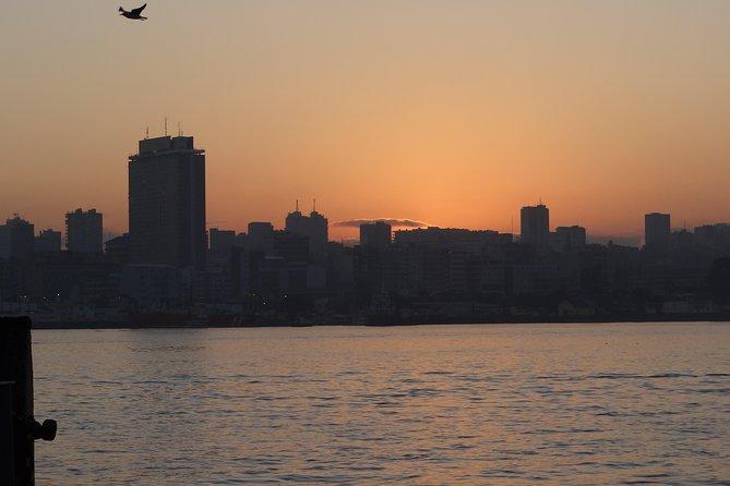 Maputo City Skyline
