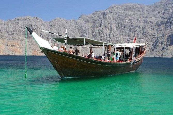 Full Day Dhow Cruise :Khasab Tours (shore excursions)