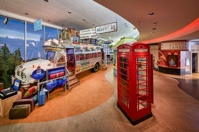 Canadian Children's Museum Admission included with Museum of History