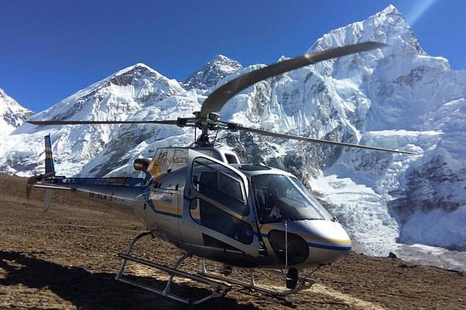 Mount Everest Scenic Helicopter Tour
