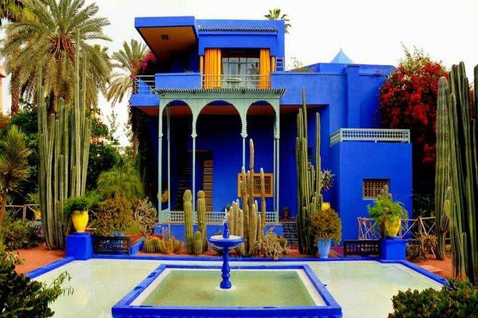 Halv dags privat Marrakech upplevelse
