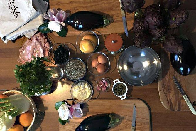 Lecce Cooking Class, market tour