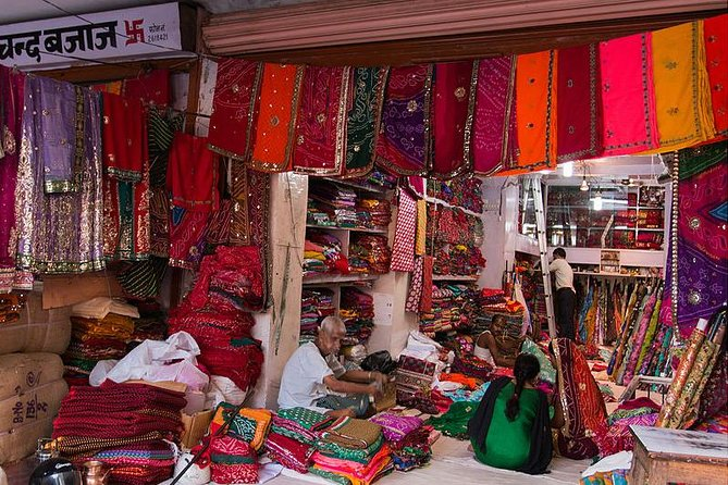 Guided Tour of Jaipur Without Shopping