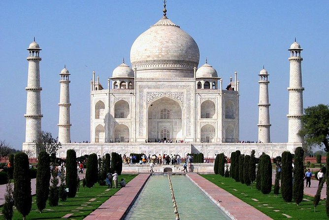 Full-Day Taj Mahal Guided Tour from Delhi with Lunch
