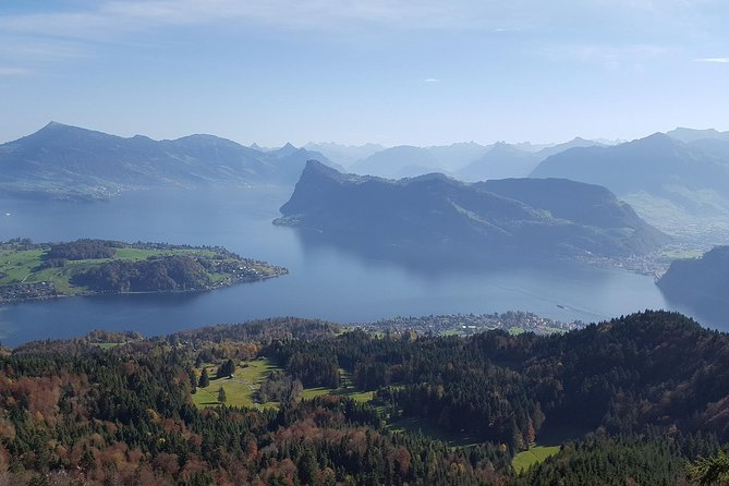 Lake Luzern pick and mix Tour - Burgenstock, Rigi Seebodenalp and Luzern