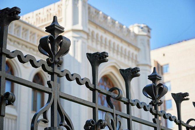Patriarch Ponds Architecture Walk - Moscow Art Nouveau Tour