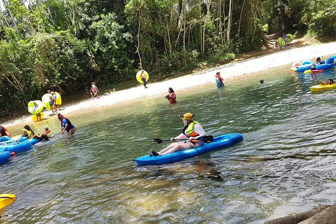Cave Kayaking v.i.v.Tour