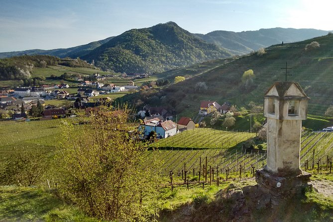 3-Hour Private Hiking Tour to historic places around Spitz in Wachau Valley