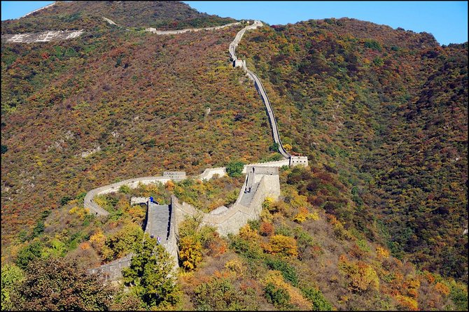 Private Changyu Chateau Wine Tasting Tour and Mutianyu Great Wall Visit