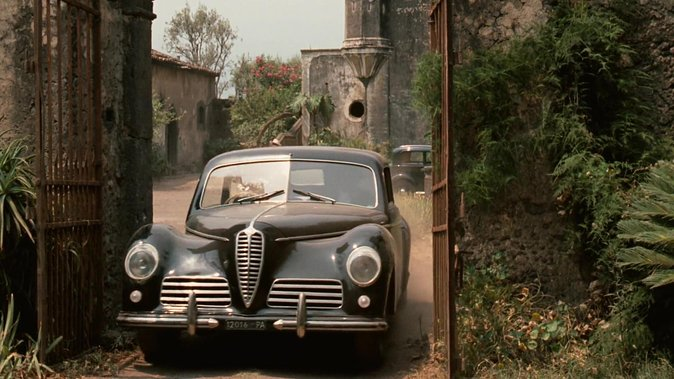 Godfather vs Mafia Tour and Sicilian Lunch