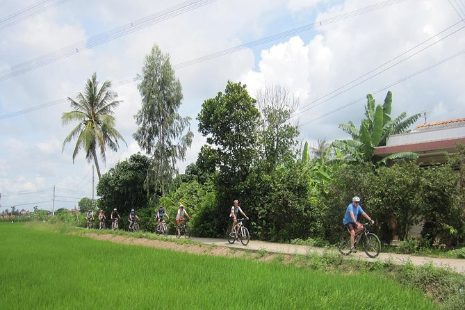 Half Day Ho Chi Minh City Countryside Bike Tour