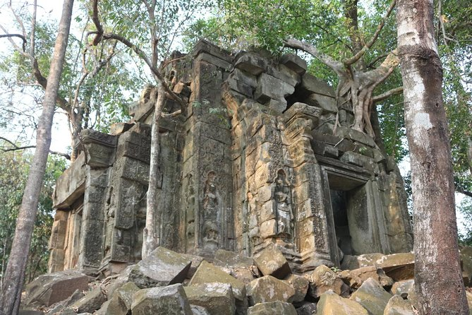 Ruined Temple Discovery Tour