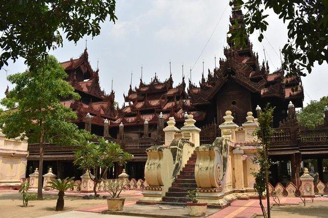Mandalay: Full Day Mandalay Culture Tour