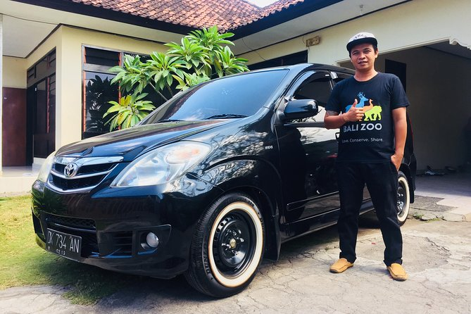 Bali Car Hire with English Speaking Driver