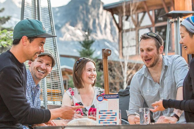 Canmore Clue Solving Adventure: Around the World