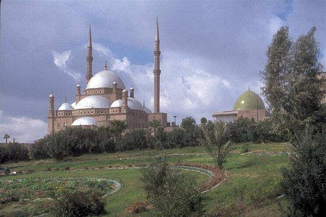 Cairo in One Day: Egyptian Museum, Citadel with Mohamed Ali Mosque and Khan Khalil Bazaar