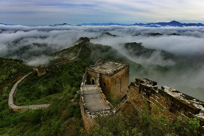 All Inclusive Group Hiking Tour from Jinshangling to Simata Great Wall West