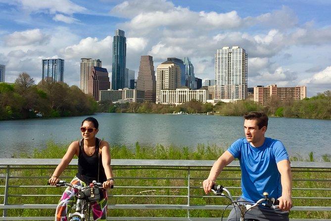Lady Bird Lake Bike Tour in Austin