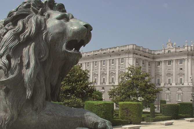 Madrid Panoramic Tour with Royal Palace Entrance Ticket