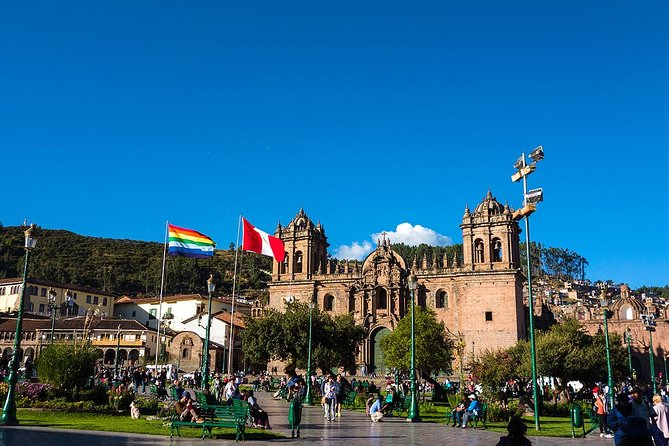 Half-Day Cusco Afternoon City Tour Group Service