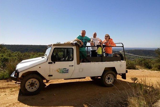 Full Day Jeep Safari in Algarve