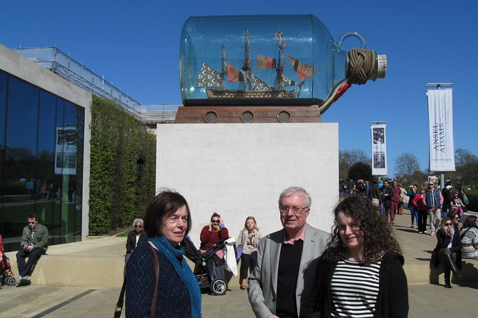 National Maritime Museum Small Group Tour in Greenwich London
