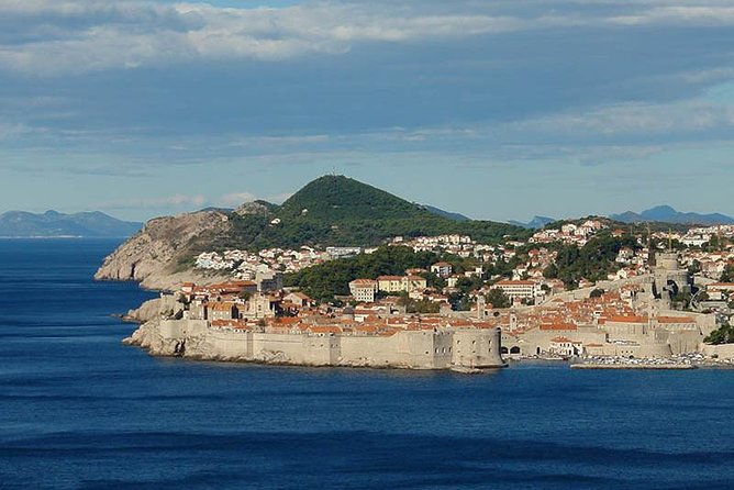 Cruzeiro pelas Ilhas Elafiti, em Dubrovnik, com almoço e bebidas