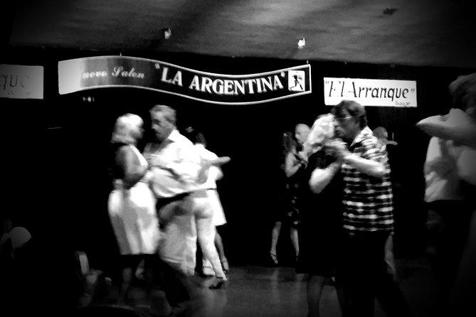 Social Tango Tour Including a Visit to a Local Milonga
