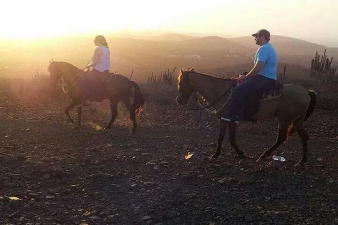 Private Sunset Horseback Riding Tour Rancho Loco