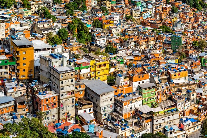 Rocinha Favela Walking Tour