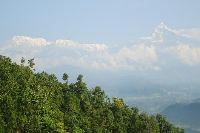 Sarangkot half day hike from Pokhara