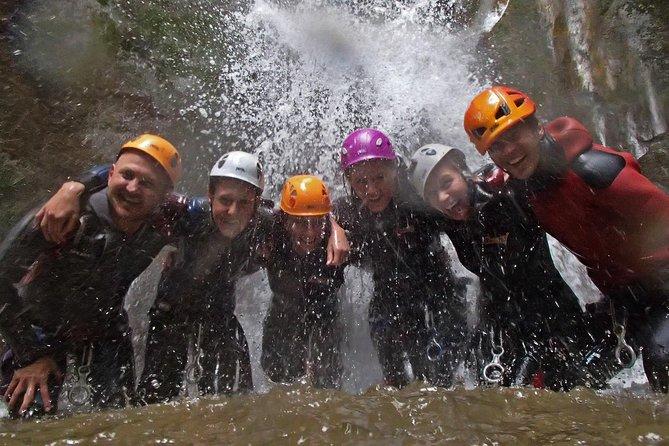 Valjevo Bergen Canyoning Tour vanuit Belgrado
