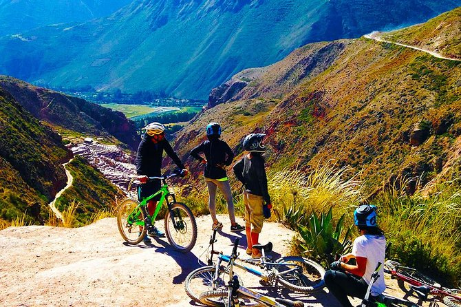 MTB: Moray - Maras and Salt Mines Ride