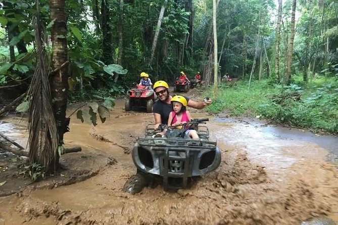 All Inclusive Bali ATV/Quad Bike Experiences