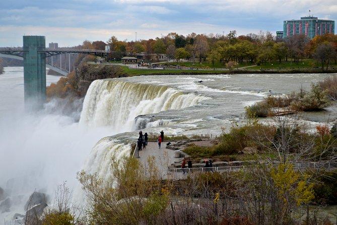 Niagara Falls USA Adventure Tour
