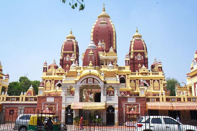 1-Day Private Old and New Delhi Highlights Tour