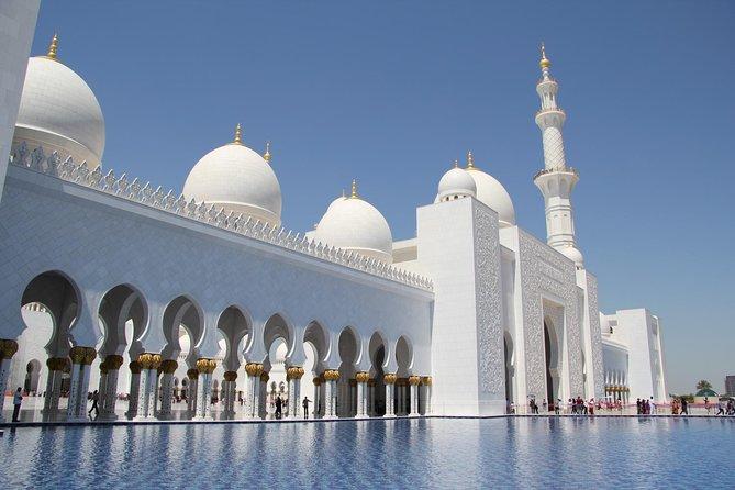 Abu Dhabi All Day Tour from Dubai